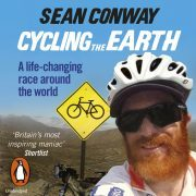 Lydbok - Cycling the Earth-Sean Conway