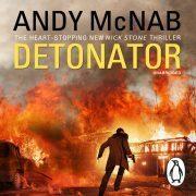 Lydbok - Detonator-Andy McNab