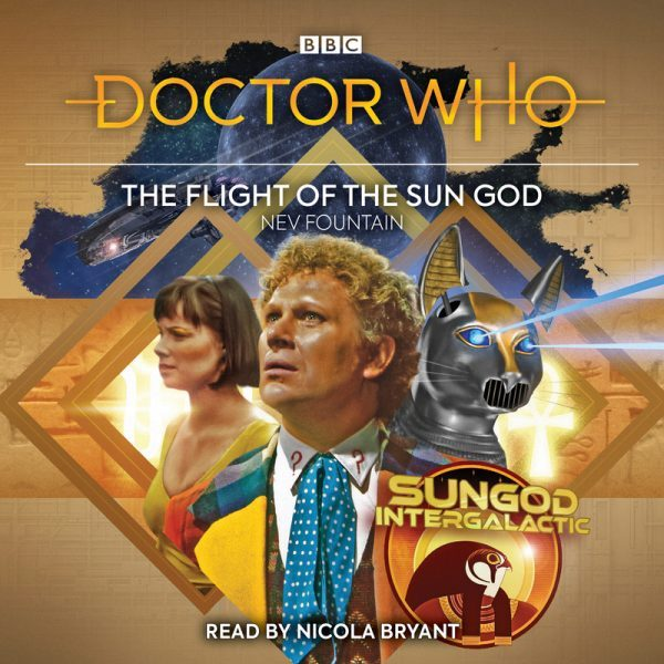 Lydbok - Doctor Who: The Fight of the Sun God-Nev Fountain