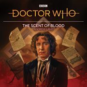 Lydbok - Doctor Who: The Scent of Blood-Andrew Lane
