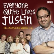 Lydbok - Everyone Quite Likes Justin-Justin Moorhouse