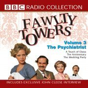 Lydbok - Fawlty Towers-Connie Booth