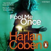 Lydbok - Fool Me Once-Harlan Coben