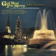 Lydbok - God Rest You Merry  The Story Of Christmas In Words (Vintage Beeb)-Chris Emmett