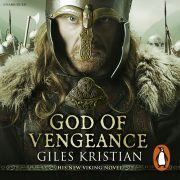Lydbok - God of Vengeance-Giles Kristian