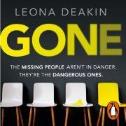Lydbok - Gone-Leona Deakin