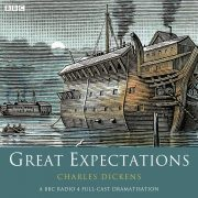 Lydbok - Great Expectations-Charles Dickens