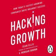 Lydbok - Hacking Growth-Morgan Brown
