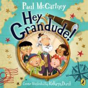 Lydbok - Hey Grandude!-Paul McCartney