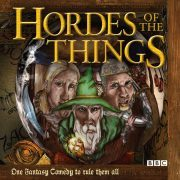 Lydbok - Hordes Of The Things-Andrew Marshall