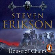 Lydbok - House of Chains-Steven Erikson