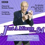 Lydbok - Just a Minute: Series 84-BBC Radio Comedy