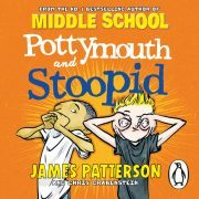 Lydbok - Pottymouth and Stoopid-James Patterson