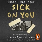 Lydbok - Sick On You-Andrew Matheson