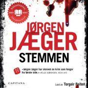 Lydbok - Stemmen-Jørgen Jæger
