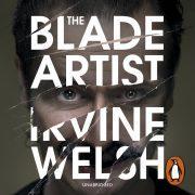 Lydbok - The Blade Artist-Irvine Welsh