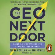 Lydbok - The CEO Next Door-Elena Botelho