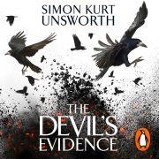 Lydbok - The Devil's Evidence-Simon Kurt Unsworth