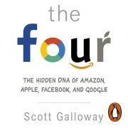 Lydbok - The Four-Scott Galloway
