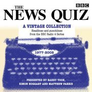 Lydbok - The News Quiz: A Vintage Collection-BBC Radio Comedy