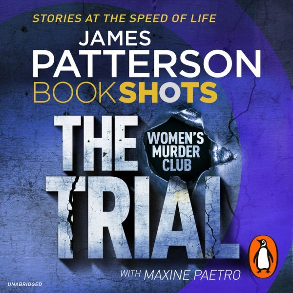 Lydbok - The Trial-James Patterson