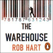 Lydbok - The Warehouse-Rob Hart