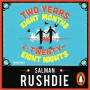 Lydbok - Two Years Eight Months and Twenty-Eight Nights-Salman Rushdie