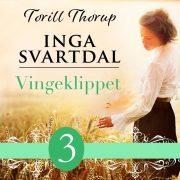 Lydbok - Vingeklippet-Torill Thorup