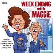 Lydbok - Weekending With Maggie-BBC