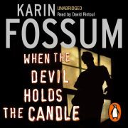 Lydbok - When the Devil Holds the Candle-Karin Fossum