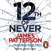 Lydbok - 12th of Never-James Patterson
