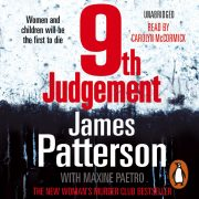 Lydbok - 9th Judgement-James Patterson