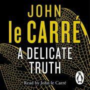 Lydbok - A Delicate Truth-John le Carré