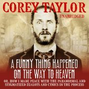 Lydbok - A Funny Thing Happened On The Way To Heaven-Corey Taylor