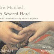 Lydbok - A Severed Head-Iris Murdoch