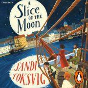 Lydbok - A Slice of the Moon-Sandi Toksvig