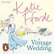 Lydbok - A Vintage Wedding-Katie Fforde