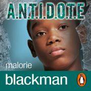 Lydbok - A.N.T.I.D.O.T.E.-Malorie Blackman