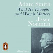 Lydbok - Adam Smith-Jesse Norman
