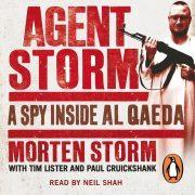 Lydbok - Agent Storm-Morten Storm