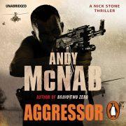 Lydbok - Aggressor-Andy McNab