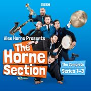 Lydbok - Alex Horne Presents The Horne Section: The Complete Series 1-3-Alex Horne