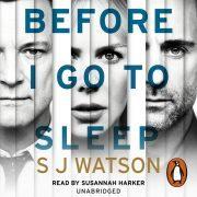 Lydbok - Before I Go To Sleep-S J Watson