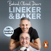 Lydbok - Behind Closed Doors-Gary Lineker
