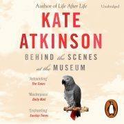 Lydbok - Behind The Scenes At The Museum-Kate Atkinson