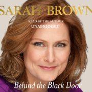Lydbok - Behind the Black Door-Sarah Brown