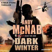 Lydbok - Dark Winter-Andy McNab