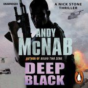 Lydbok - Deep Black-Andy McNab