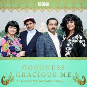 Lydbok - Goodness Gracious Me-Meera Syal