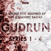 Lydbok - Gudrun: Series 1-4-Lucy Catherine